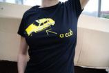 """Girlie-Shirt """"a cab"""""""