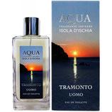 Aqua tramonto uomo eau de toilette Ischia sorgente di bellezza
