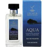 Aqua salsedine eau de toilette Ischia sorgente di bellezza
