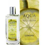 Aqua limone eau de toilette Ischia sorgente di bellezza