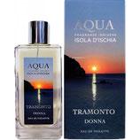 Aqua Tramonto donna eau de toilette Ischia sorgente di bellezza