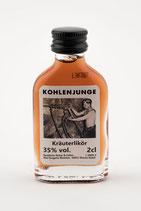 Kohlenjunge 0,02 ltr. Fl. Kräuterlikör 35% vol.