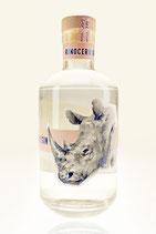 Rinocero Dry Gin 0,5 ltr. Fl. 41% vol.