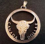 Kanada-Dollar 'Regina Buffalo-Skull'