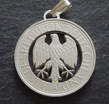 Deutsche Mark 'Bundesadler'