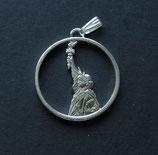 1 Dollar Lady Liberty  (C.t.S.)