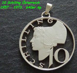 10 Schilling 'Wachauerin'