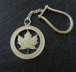 Schlüsselkette / Keyring Maple Leaf