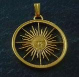 Sonne Argentinien golden
