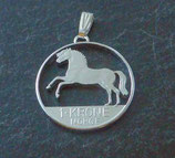 1 Krone Norwegen 'Fjordpferd'