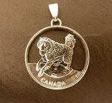 50 Cents Kanada 'Eskimo-Dog'
