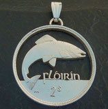 Florin Irland 'Lachs'