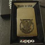 Sturmfeuerzeug 'Morgan Dollar Eagle' ChromeZippo
