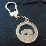 Schlüsselkette / Keyring Polar Bear
