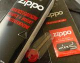 Zippo-Nachfüll-Set