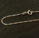 Figarokette Silber 50cm
