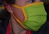 4fach Behelfs - Mund - Nase - Maske