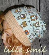 Kindermütze Animal Kids Gr. 50
