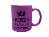 """Tasse """"Queen of"""""""