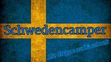 Aufkleber Schwedencamper