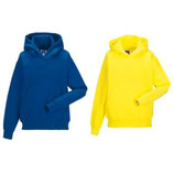 CHILDREN HOODED SWEATSHIRT