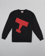 Sweater Airplane black