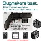 Magazinhalter für den Umarex HDR50 CO2 Revolver