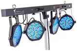 Stairville CLB2.4 Compact LED Par System Tagesmietpreis