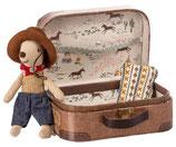 Cowboymaus im Koffer