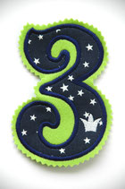 Nr. 3 grün – blau