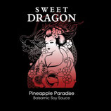 PINEAPPLE PARADISE SWEET DRAGON BALSAMIC SOY SAUCE