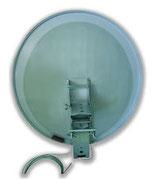 Heizung Satellitenschüssel Parabolantenne Frostschutz Heat 100