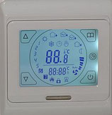 Uhrenthermostat UTR 91 Touch