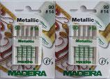 Nadel für Metallgarne (Doppelpack) von Madeira