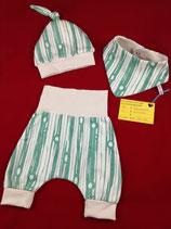Neugeborenen Set Größe 56/62 (Bio) - mehr Farben