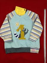 Geburtstags-Shirt Größe 74/80 - mehr Farben