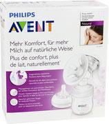 Avent Handmilchpumpe Komfort Natural