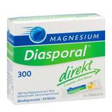 Magnesium Diasporal activ direct Beutel