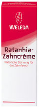 Weleda Ratanhia Zahncreme 75ml