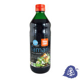 Glutenfreie Sojasauce Tamari mit 25% weniger Salz 5dl