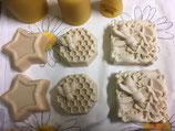 Ziegenmilch-Honig Seifen