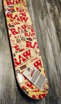 RAW Skateboard