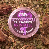 CBD-Kristalle GRAND-DADDY PURPLE