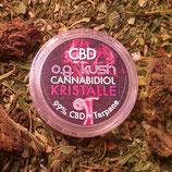 CBD-Kristalle OG Kush