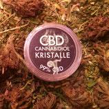 CBD Kristalle 99%+