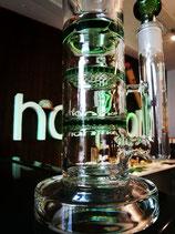 7 mm 420 Grace Glass 3er Perkolator-Bong