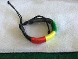 Pulsera bandera Etiopía