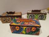 Caja/cofre de madera