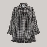 Swing Jacket Houndstooth