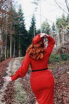 Dzsenifer-Rose Wiggle Dress